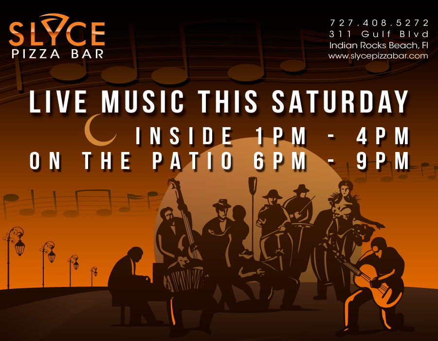 Slyce Pizza Bar Live Music