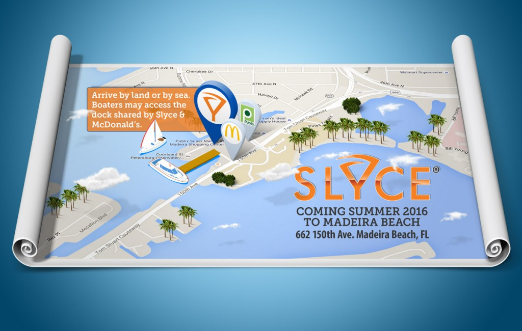 Slyce Pizza Bar - Madeira Beach Location