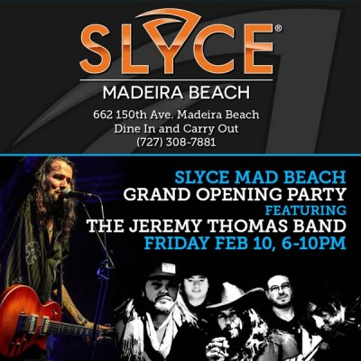 Slyce Madeira Beach Grand Opening Party