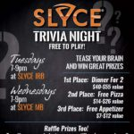 Slyce Trivia Night