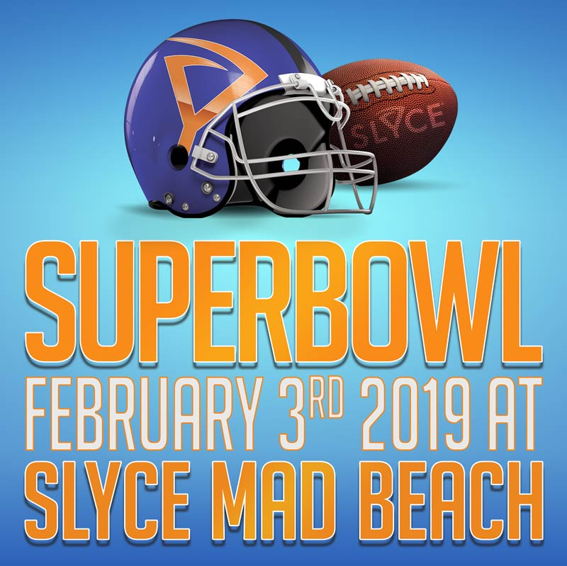 2019 Slyce Super Bowl Party