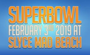 Slyce Super Bowl Party