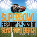 Football at Slyce Mad Beach
